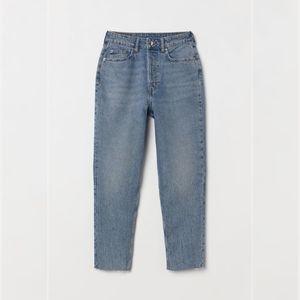 🌼 H&M Slim Mom Jeans